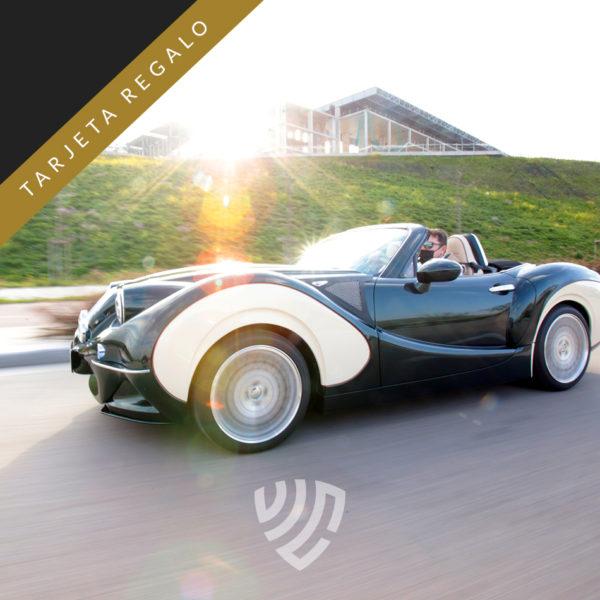 Tarjeta Regalo de experiencia en www.veryvipcars.com