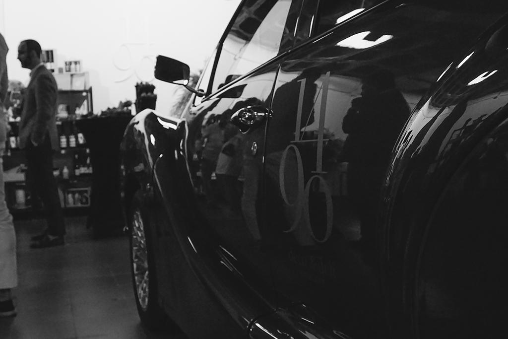 Alquiler de coche retro para eventos en Madrid
